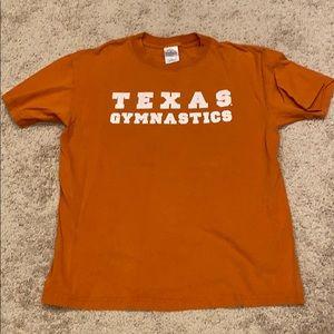 Texas Gymnastics t-shirt